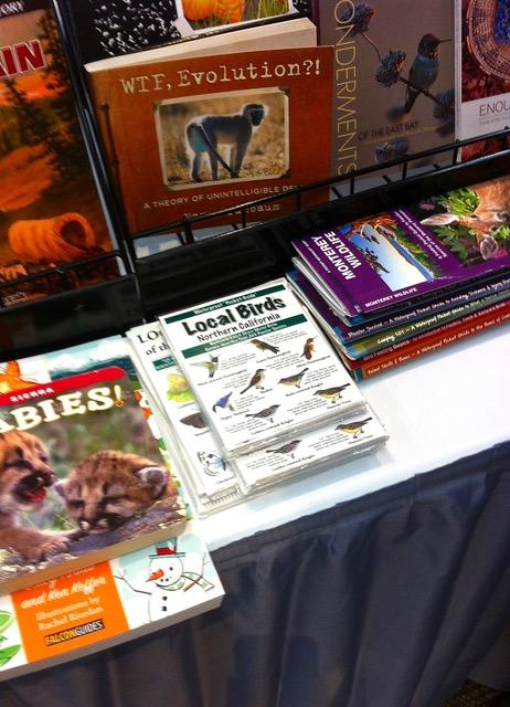 Local Birds Pocket Guide Reseller Shop Display