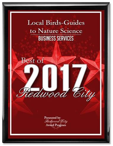 Local Bird Guides Award 2017