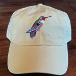 Hummingbird Cap - Light Tan