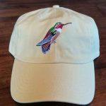 Hummingbird Cap - Light Tan