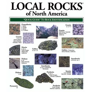 Local Rocks of Northern California Pocket-Guide 3