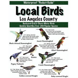 Los Angeles Birds Pocket-Guide