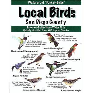 San Diego Pocket Bird Guide