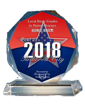local birds - Best of Business - Redwood City - 2018